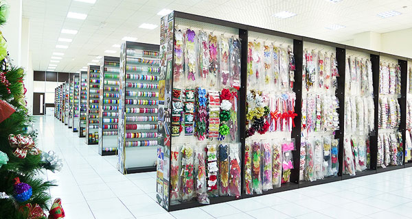 Show Room - Professional manufacturer of all kinds of ribbon