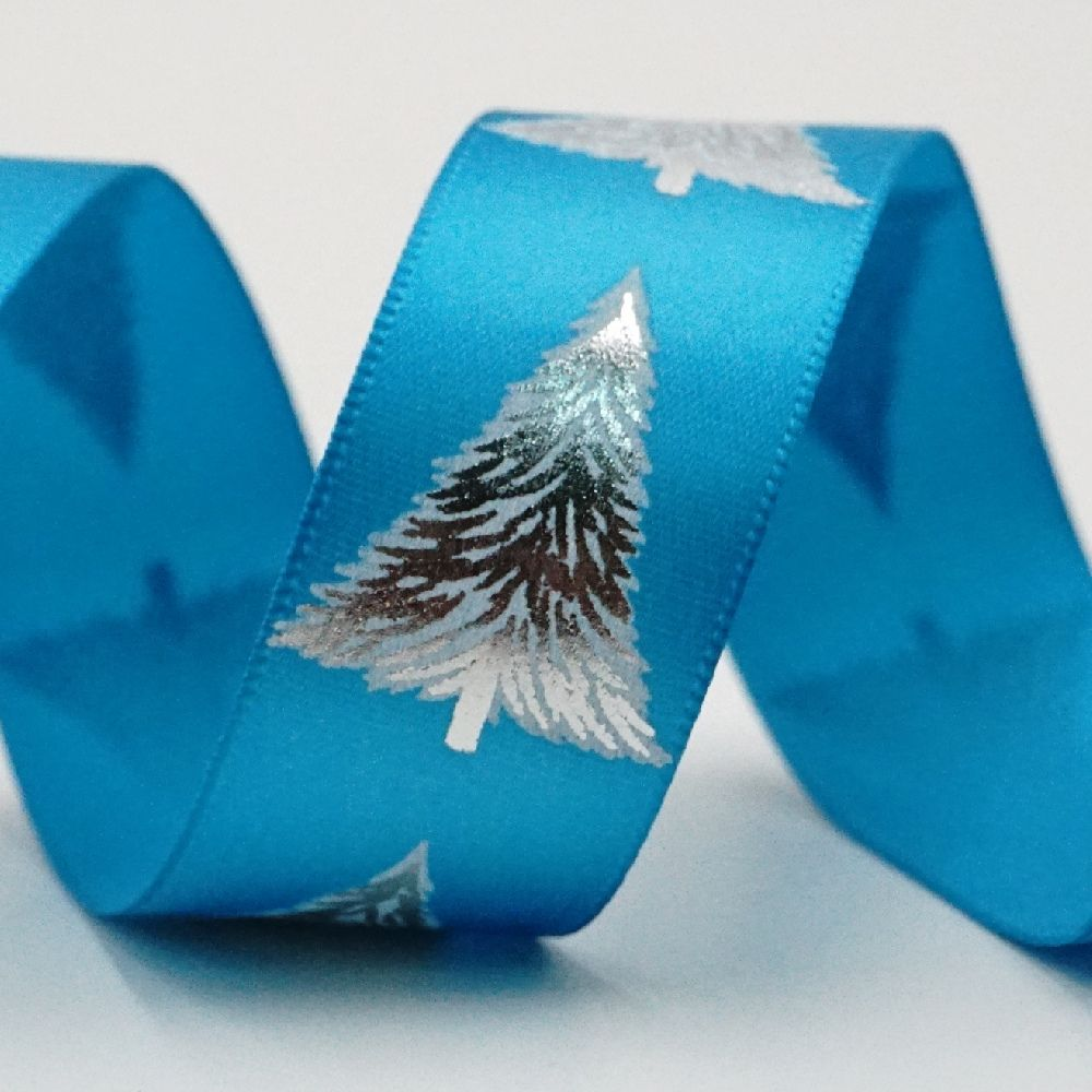 Shiny Christmas Tree Ribbon